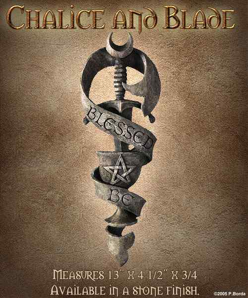 the chalice and the blade pdf